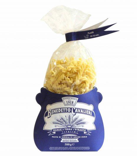Benedetto Cavalieri fusilli pasta - Gustorotondo - Italian food boutique