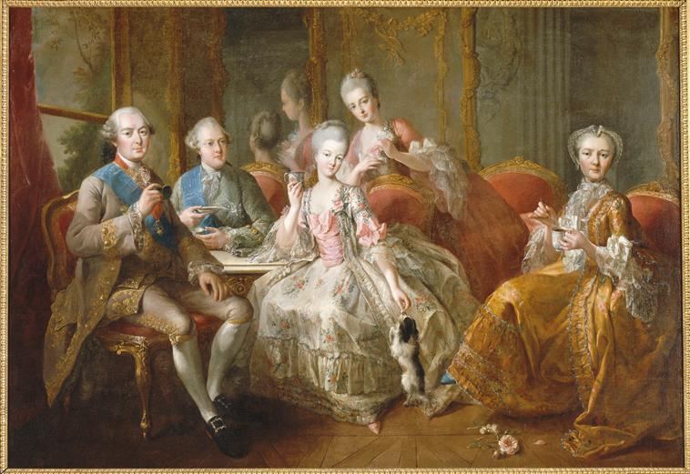 Jean-Baptiste-Charpentier-Famille-duc-de-Penthievre