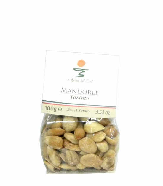 Agricola del Sole Mandorle – Agricola del Sole Almonds – Gustorotondo – Italian food boutique