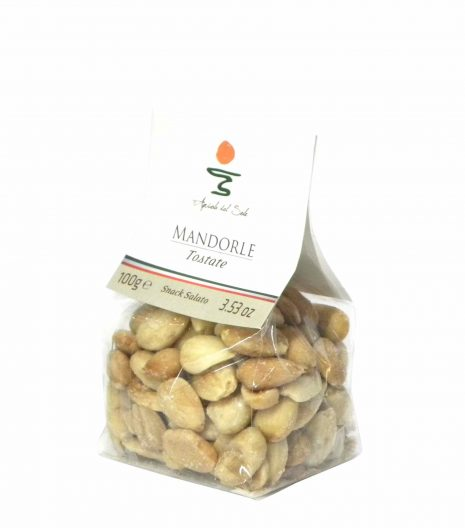 Agricola del Sole Mandorle - Agricola del Sole Almonds - Gustorotondo - Italian food boutique