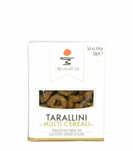 Agricola del Sole Tarallini Multicerali - Apulia Tarallini Multicerali - Gustorotondo - Italian food boutique