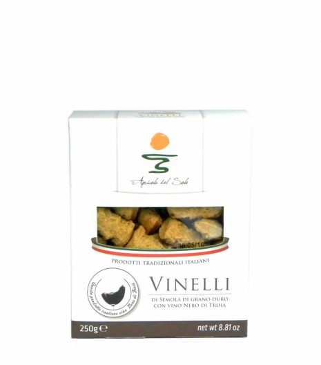Agricola del Sole Vinelli - Gustorotondo - Italian food boutique