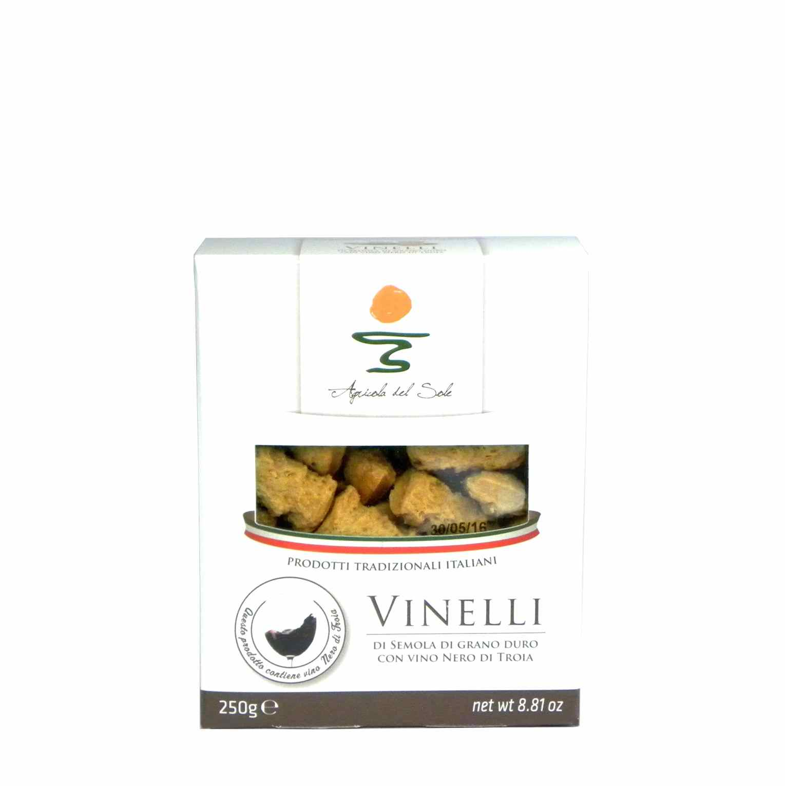 Agricola del Sole Vinelli – Gustorotondo – Italian food boutique