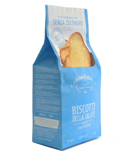 Biscotti Salute senza zucchero Mattei - Gustorotondo - Italian food boutique