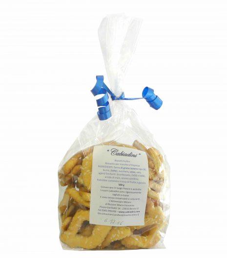 Cabiadini Biscotti - Cabiadini cookies - Gustorotondo - Italian food boutique