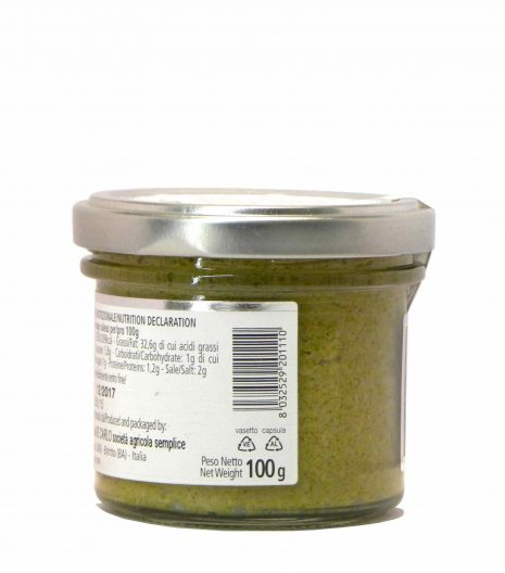 De Carlo olive verdi agrumi - De Carlo green olives citrus fruits bruschetta - Gustorotondo - Italian food boutique