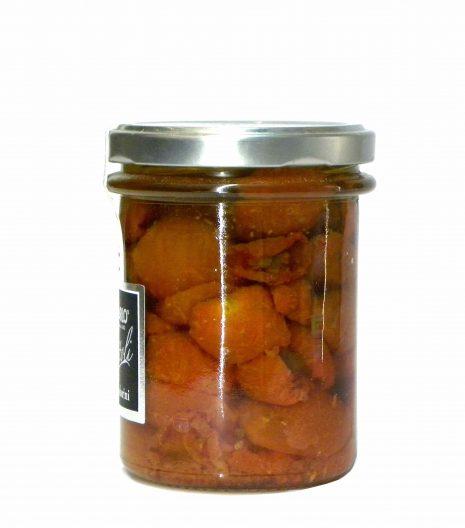 De Carlo Pomodorini - De Carlo Semi dried tomatoes - Gustorotondo - Italian food boutique