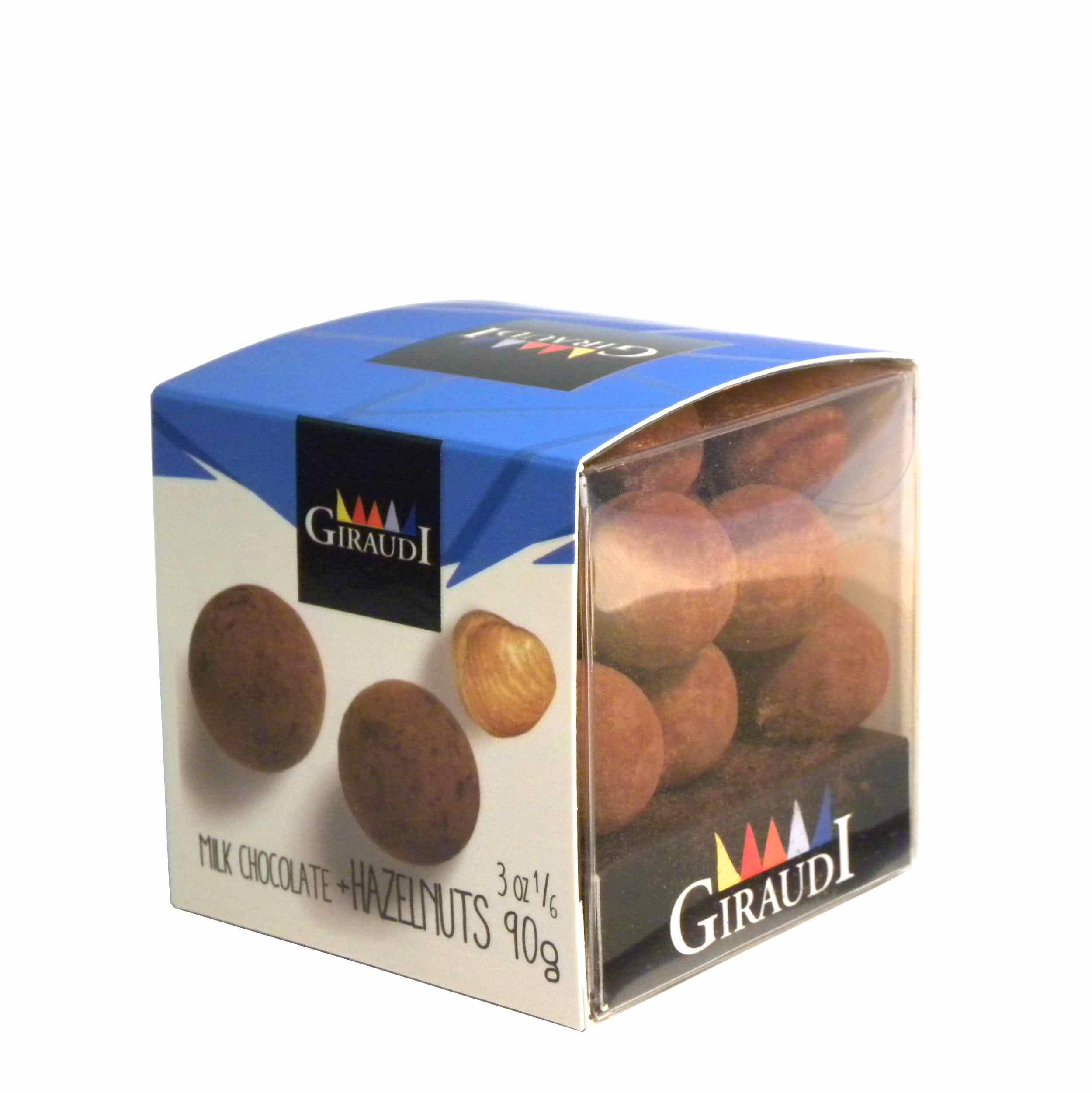 Giraudi milk chocolate hazelnuts – Giraudi dragee cioccolato latte nocciole – Gustorotondo – Italian food boutique