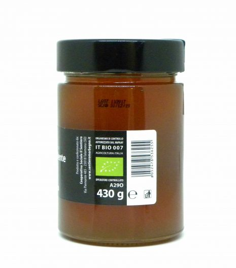 Festinalente miele bio ciliegio selvatico - Festinalente organic raw cherry tree honey - Gustorotondo - Italian food boutique