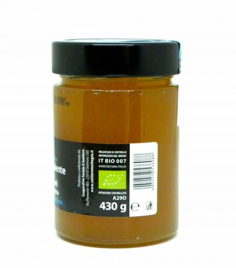 Festinalente miele bio millefiori Valtellina - Festinalente organic raw thousand flowers honey - Gustorotondo - Italian food boutique