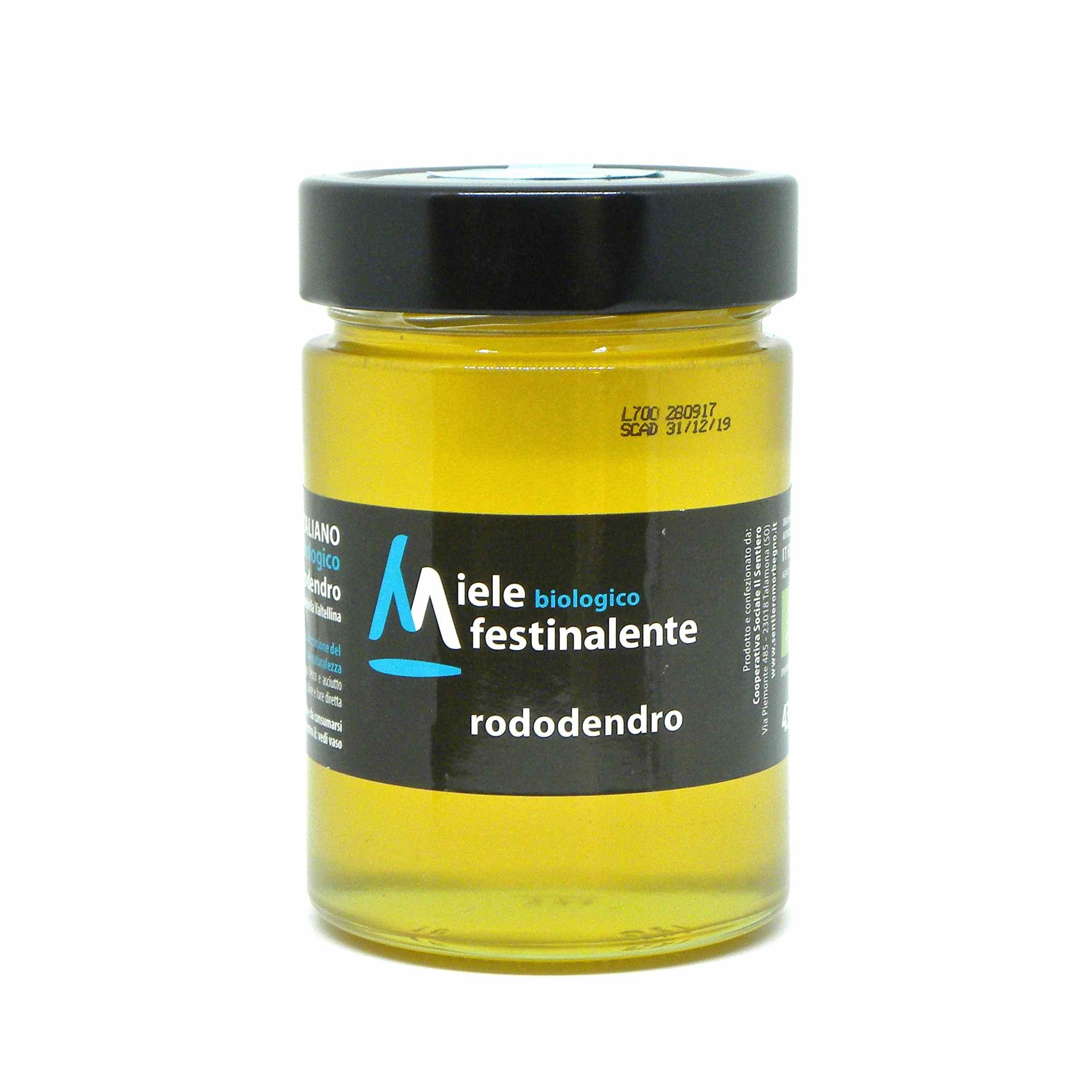 Festinalente miele bio rododendro – Gustorotondo – Italian food boutique