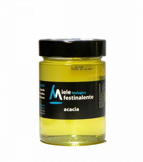 Festinalente miele bio millefiori alpi - Festinalente organic raw acacia honey - Gustorotondo - Italian food boutique