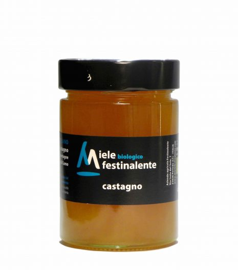 Festinalente miele bio castagno - Festinalente organic raw chestnut honey - Gustorotondo - Italian food boutique