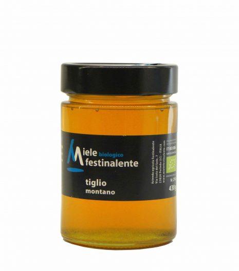 Festinalente miele bio tiglio - Festinalente organic raw linden honey - Gustorotondo - Italian food boutique