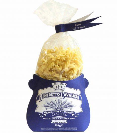Benedetto Cavalieri Pasta Fusilli - Gustorotondo - Italian food boutique