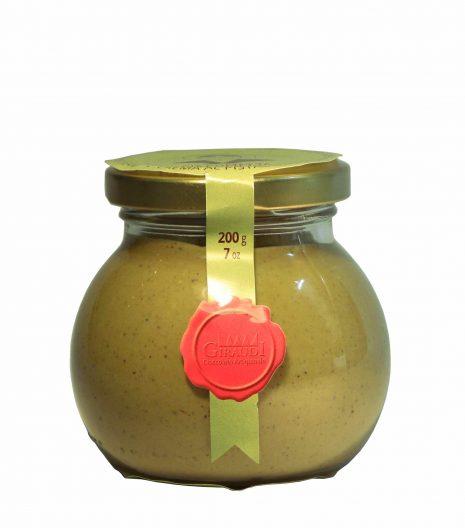 Giraudi Giacometta pistacchio- Giraudi pistachio spread - Gustorotondo - Italian food boutique