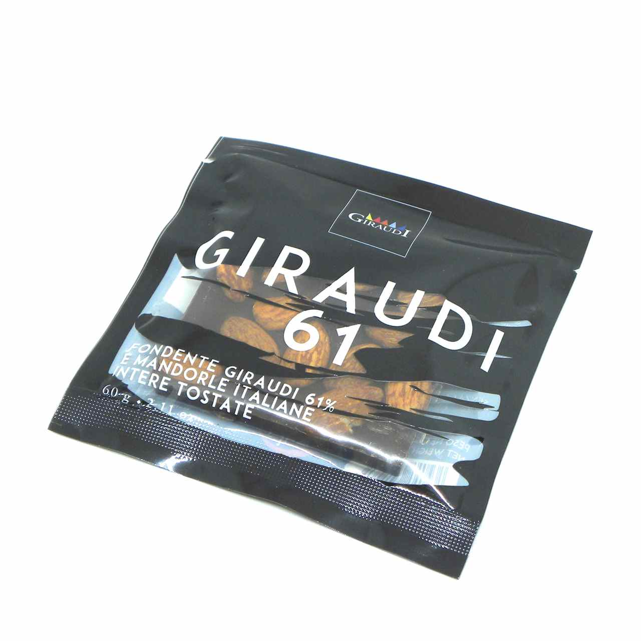 Giraudi tavoletta cioccolato fondente mandorle – Giraudi dark chocolate bar almonds – Gustorotondo – Italian food boutique