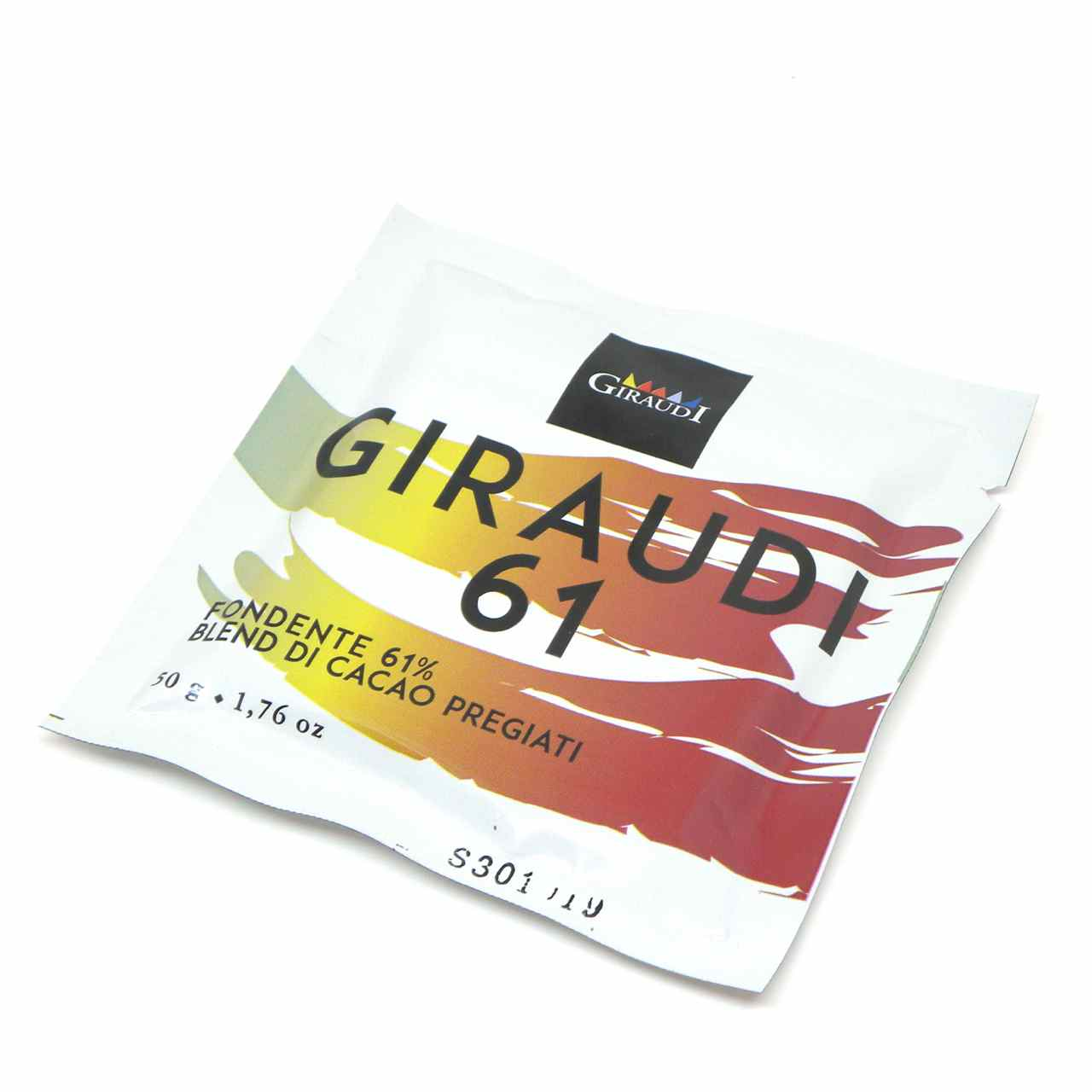 Giraudi tavoletta cioccolato fondente 61 – Giraudi dark chocolate bar 61 – Gustorotondo – Italian food boutique