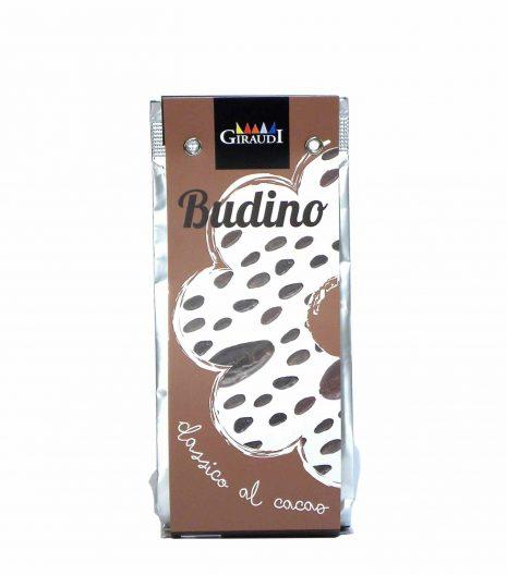 Giraudi budino cacao - Giraudi cocoa pudding - Gustorotondo - Italian food boutique