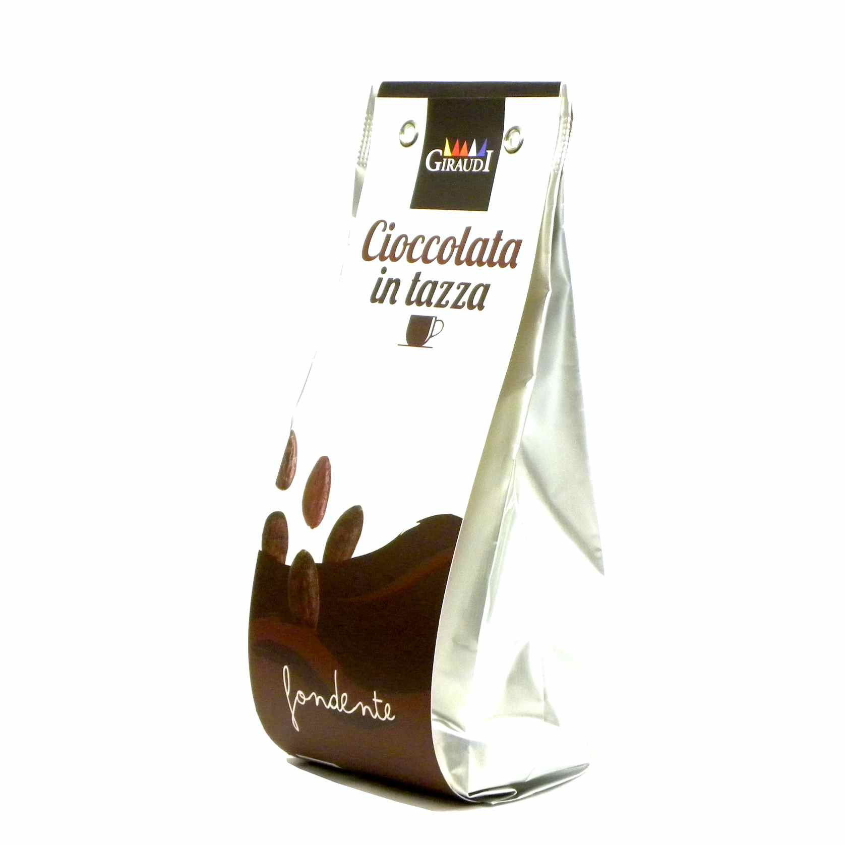Giraudi cioccolata fondente – Giraudi dark hot chocolate – Gustorotondo – Italian food boutique