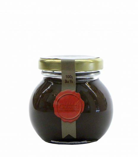 Giraudi Giacometta caffè crema nocciole 100 g - Giraudi Giacometta coffee chocolate spread 100 g - Gustorotondo - Italian food boutique