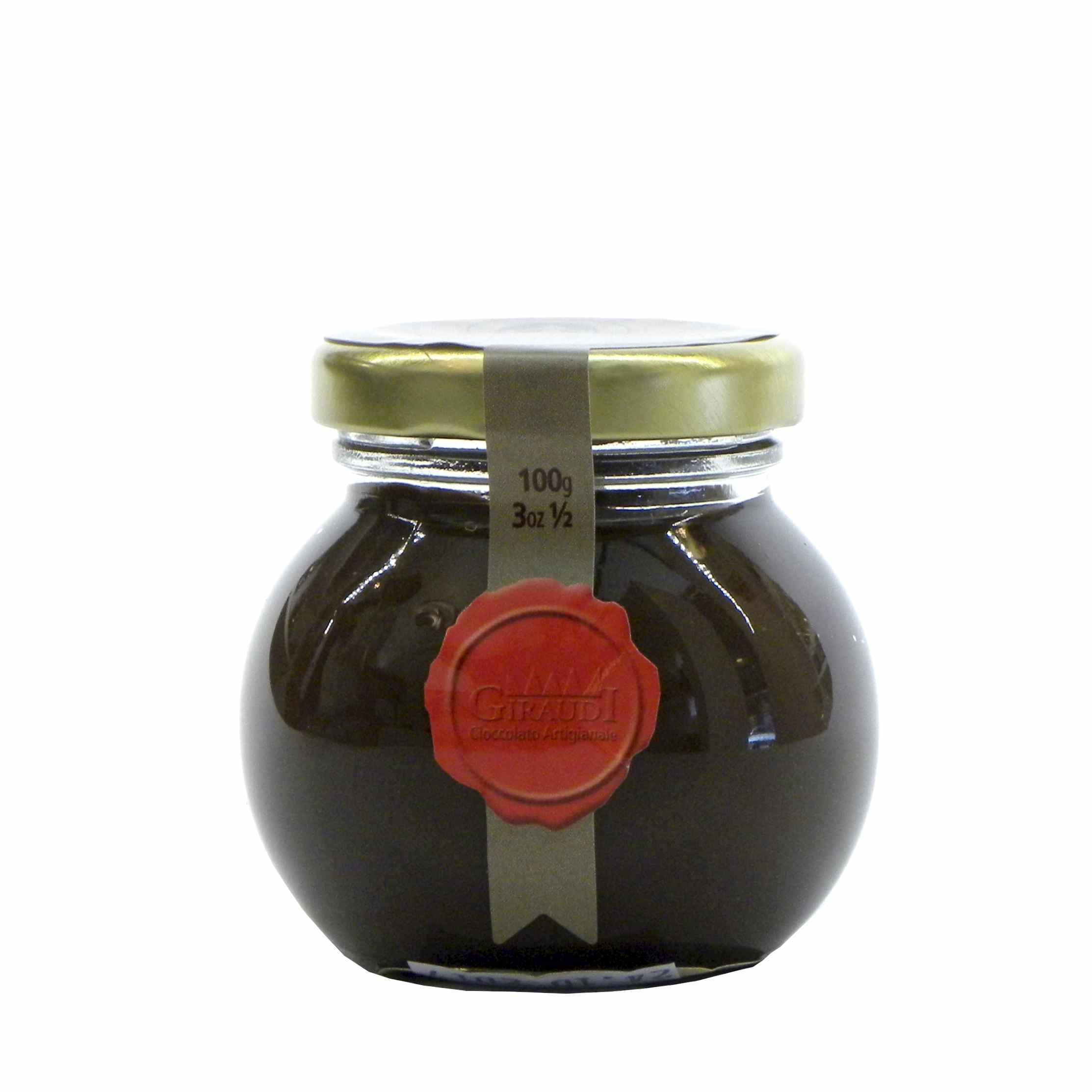 Giraudi Giacometta caffè crema nocciole  100 g – Giraudi Giacometta coffee chocolate spread 100 g – Gustorotondo – Italian food boutique