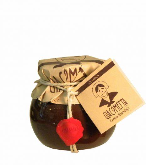 Giraudi Giacometta fondente 300 g - Giraudi dark Giacometta 300 g - Gustorotondo - Italian food boutique