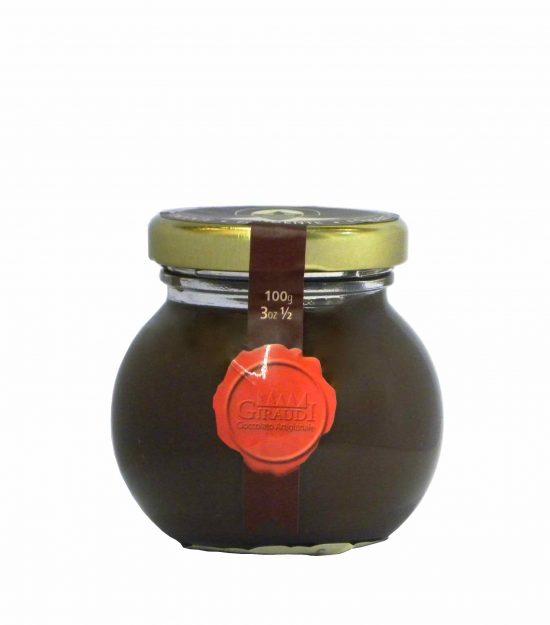 Giraudi Giacometta fondente 100 g – Giraudi dark Giacometta 100 g – Gustorotondo – Italian food boutique