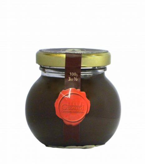 Giraudi Giacometta fondente 100 g - Giraudi dark Giacometta 100 g - Gustorotondo - Italian food boutique