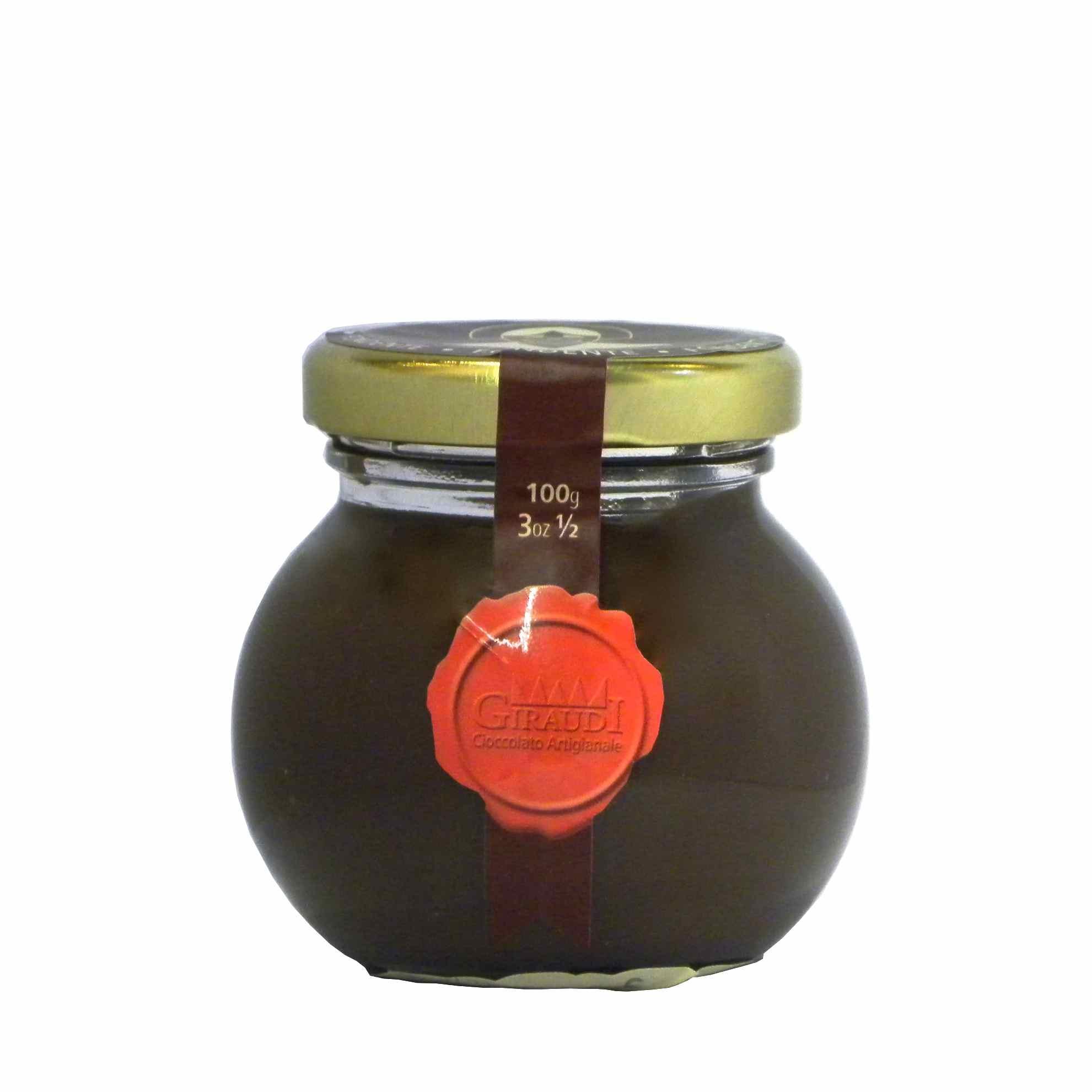 Giraudi Giacometta fondente 100 g – Giraudi dark Giacometta 100 g – Gustorotondo – Italian food boutique – Versione 2