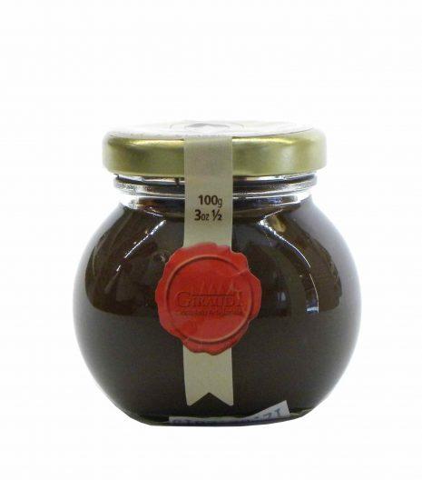Giraudi Giacometta classica crema nocciole 100 g - Giraudi Giacometta hazelnuts chocolate spread 100 g - Gustorotondo - Italian food boutique