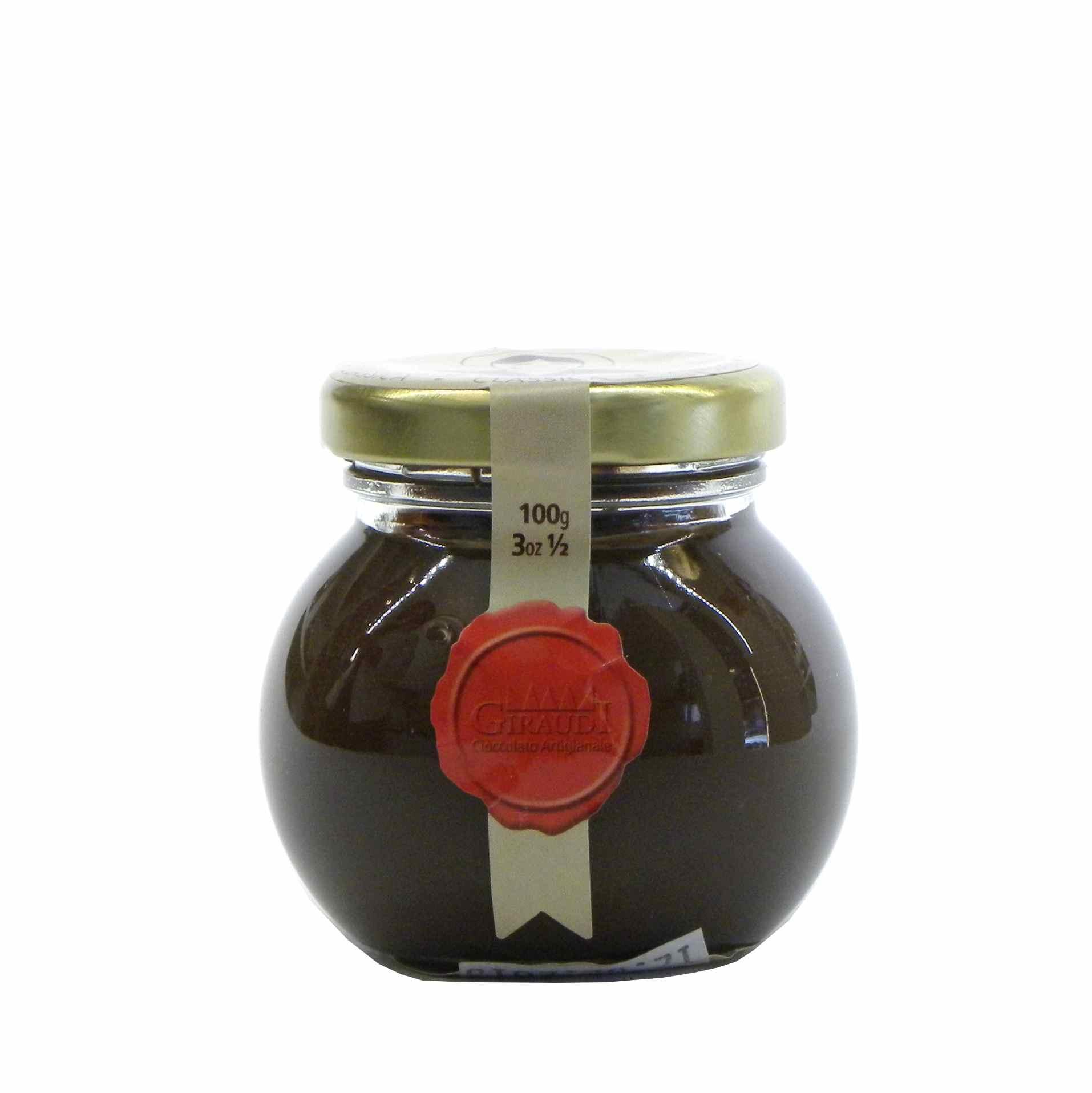 Giraudi Giacometta classica crema nocciole  100 g – Giraudi Giacometta hazelnuts chocolate spread 100 g – Gustorotondo – Italian food boutique