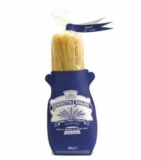 Benedetto Cavalieri Pasta Linguine - Gustorotondo - Italian food boutique