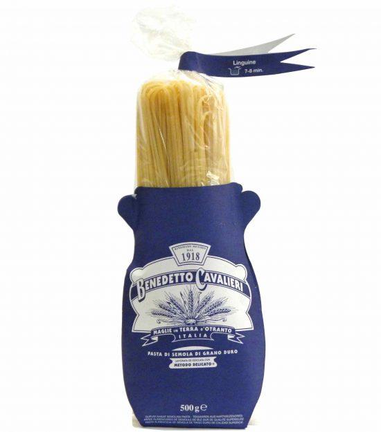 Benedetto Cavalieri Pasta Linguine – Gustorotondo – Italian food boutique