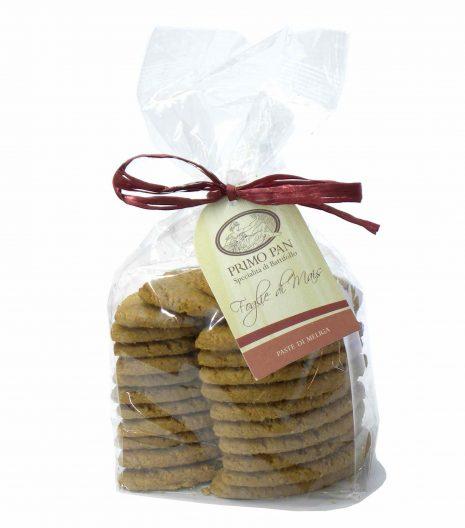 Primo Pan Meliga Mais Biscotti - Primo Pan Meliga Mais Biscuits - Gustorotondo - Italian food boutique