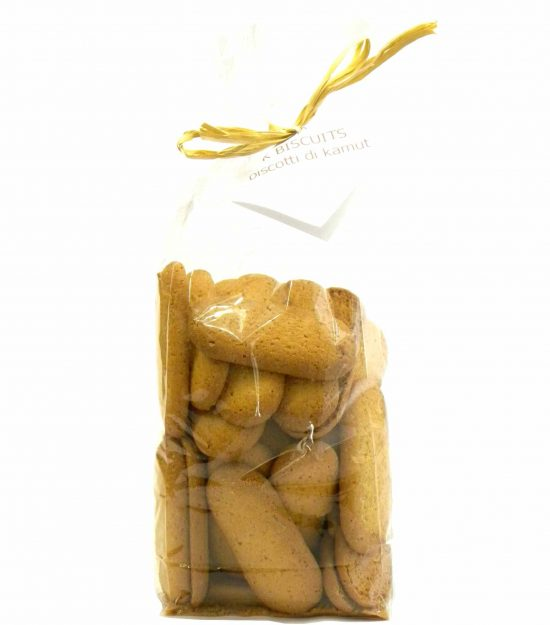 Primo Pan Kamut Biscotti – Primo Pan Kamut Biscuits – Gustorotondo – Italian food boutique