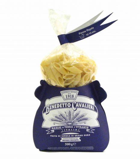 Benedetto Cavalieri Pasta Penne rigate - Gustorotondo - Italian food boutique