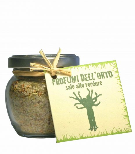 Oasi 2000 Arcipelago Sale alle verdure - Oasi 2000 Arcipelago Salt and vegetables - Gustorotondo - Italian food boutique