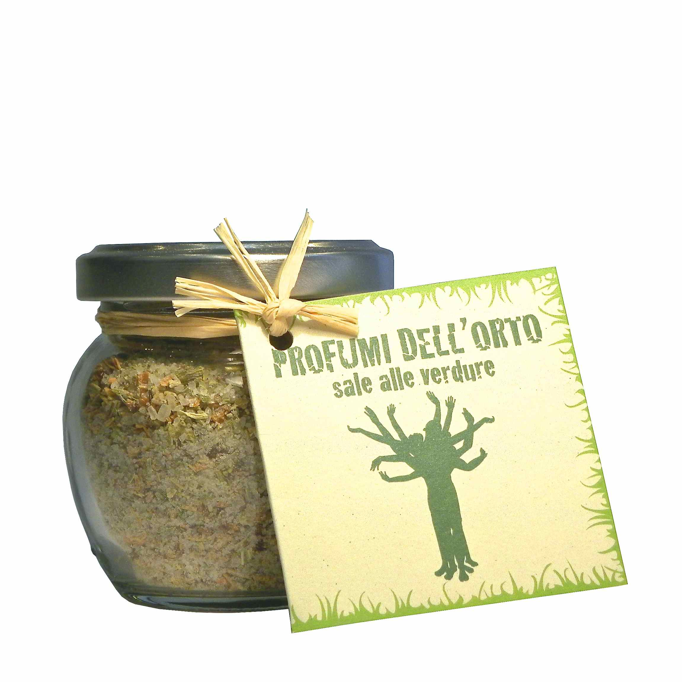 Oasi 2000 Arcipelago Sale alle verdure – Oasi 2000 Arcipelago Salt and vegetables – Gustorotondo – Italian food boutique