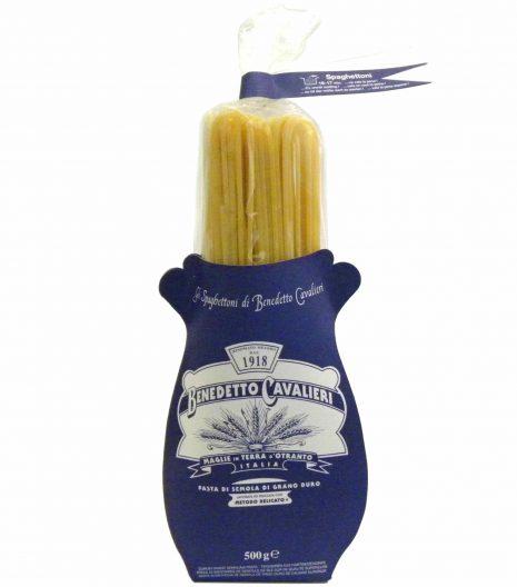 Benedetto Cavalieri Pasta Spaghettoni Gustorotondo - Italian food boutique