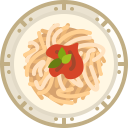 pasta dispensa icona - pasta pantry icon - Gustorotondo - Italian food boutique