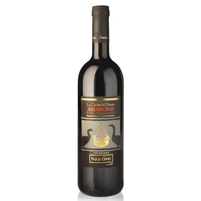 Amarone Biologico Fasoli Gino – Organic Amarone wine – Gustorotondo – Italian Food Boutique