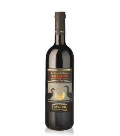Amarone Bio Fasoli Gino - Organic Amarone wine - Gustorotondo - Italian Food Boutique