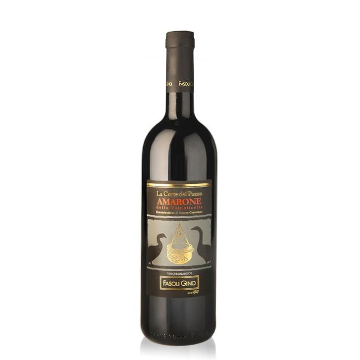 Amarone Bio Fasoli Gino – Organic Amarone wine – Gustorotondo – Italian Food Boutique