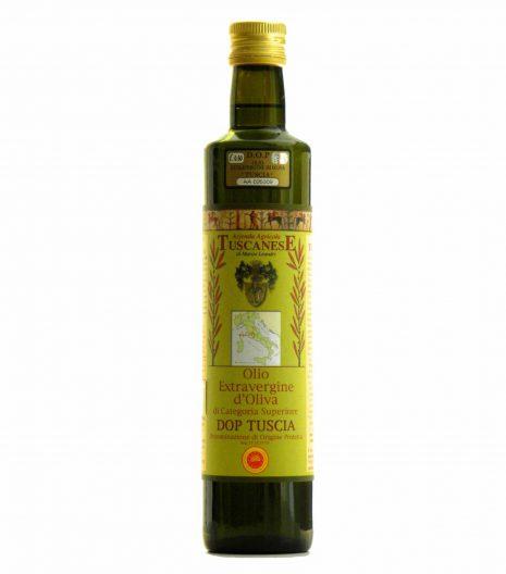 Tuscanese Olio Extravergine di oliva - Tuscanese Extra Virgin Olive Oil - Gustorotondo - Italian food boutique