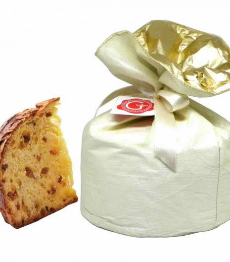 Panettone lievito madre - Mother yeast Panettone - Gustorotondo - Italian food boutique