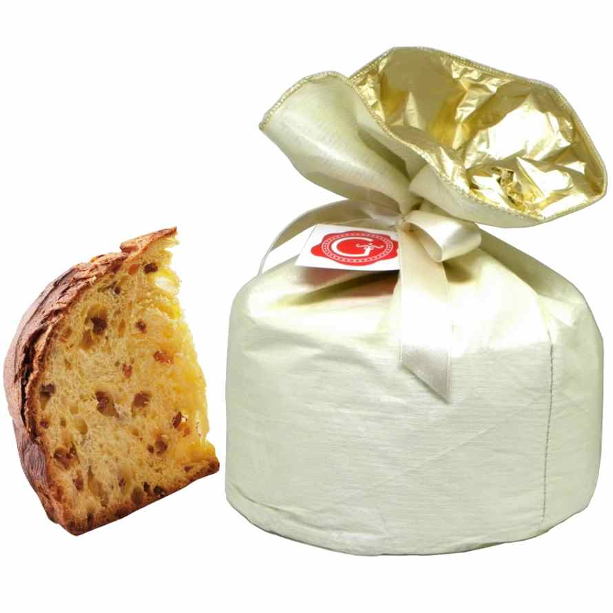 Panettone lievito madre – Mother yeast Panettone – Gustorotondo – Italian food boutique