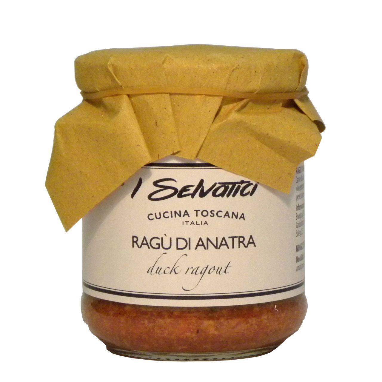 Ragù anatra – Duck ragù – Gustorotondo – Italian Food Boutique