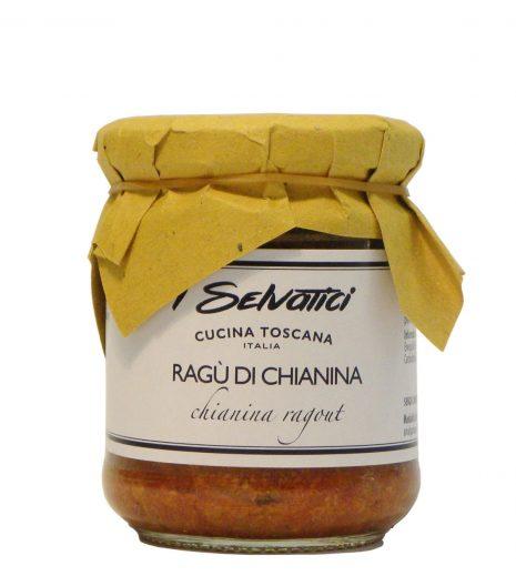 Ragù Chianina - Chianina ragù - Gustorotondo - Italian Food Boutique