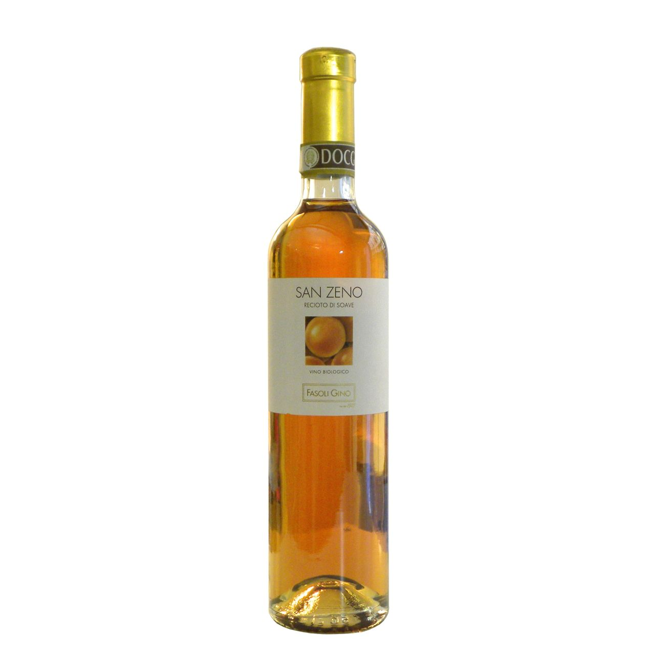 Recioto Biologico Fasoli Gino – Organic Recioto wine Gustorotondo – Italian Food Boutique